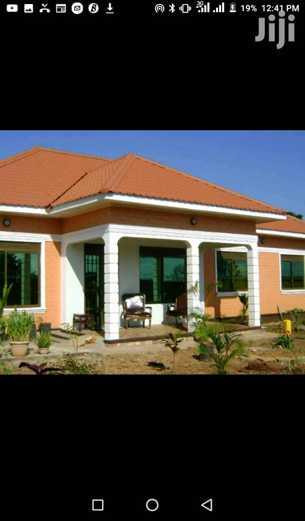 A 3 Bedroom Bungalow in Gayaza
