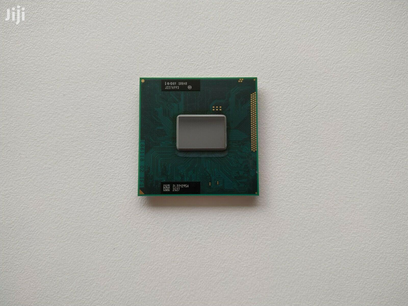 Intel Core I3-2310m Processor | Computer Hardware for sale in Kampala, Central Region, Uganda