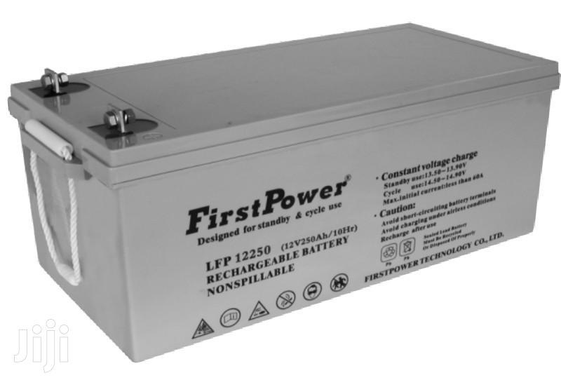 First Power Battery 200ah