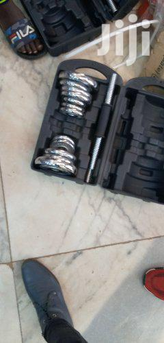 Archive: Dumbells for Gym Exercising