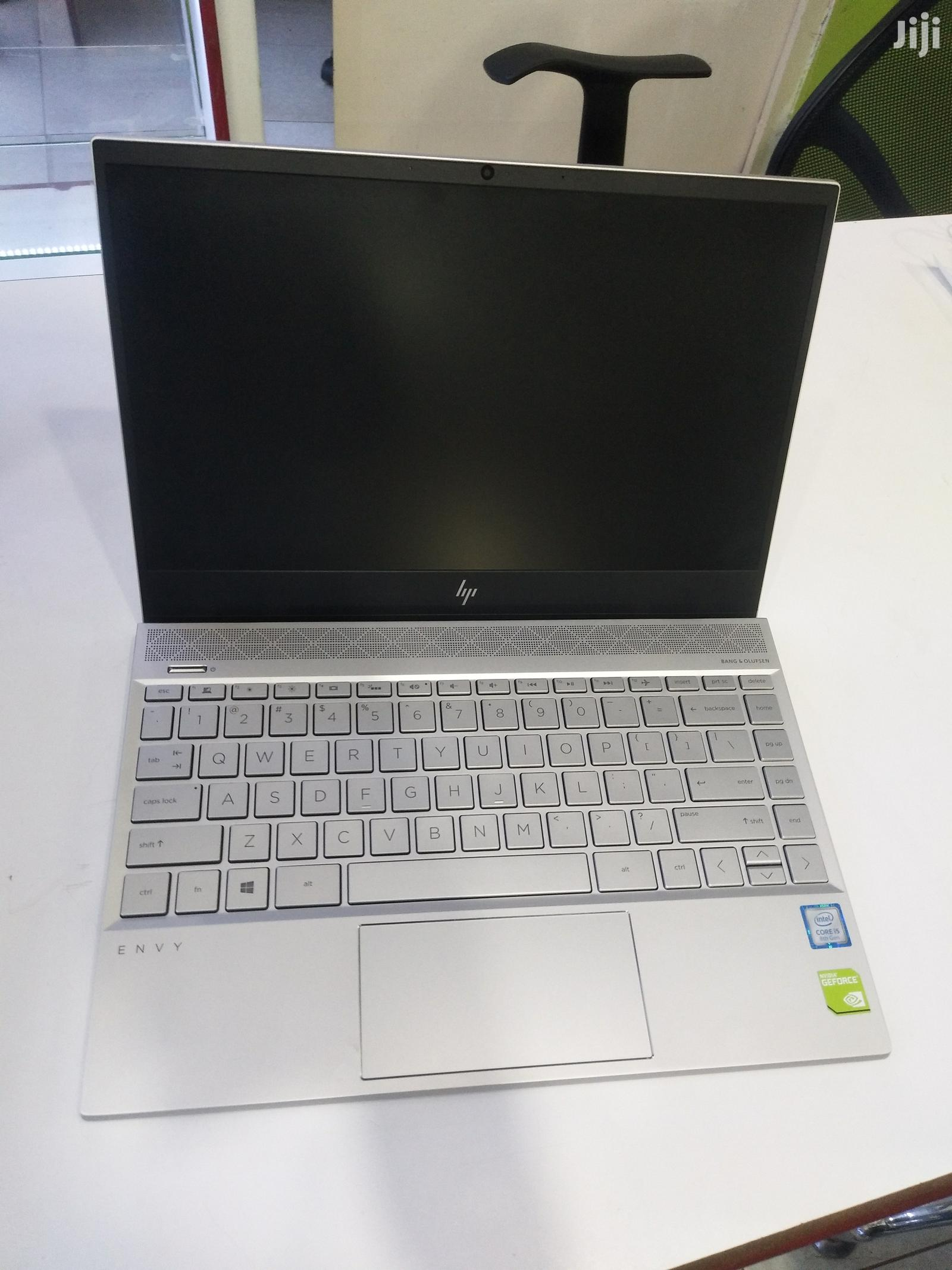New Laptop HP Envy 13 8GB Intel Core i5 SSHD (Hybrid) 500GB | Laptops & Computers for sale in Kampala, Central Region, Uganda