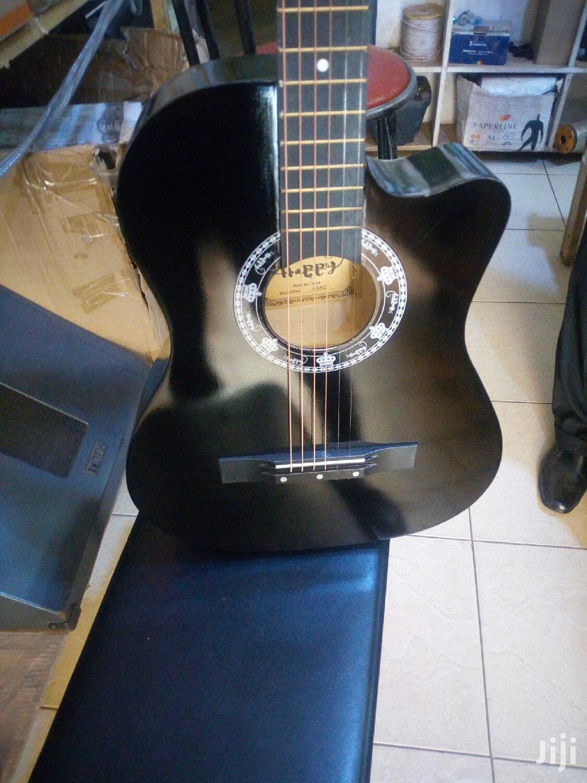 Acoustic Box Guitar