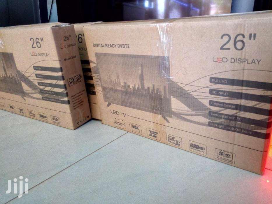 Brand New LG Digital Flat Screen TV 26 Inches