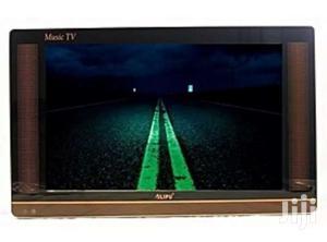 Ailipu LEDTV15 Inch  Inbuilt Free To Air Decoder DOUBLE GLASS  BLACK