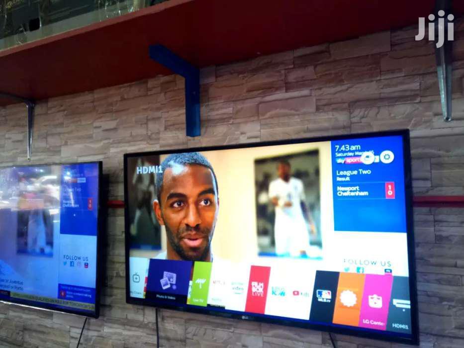 Archive: LG 50 INCHES SMART DIGITAL WEB OS FLAT SCREEN TV