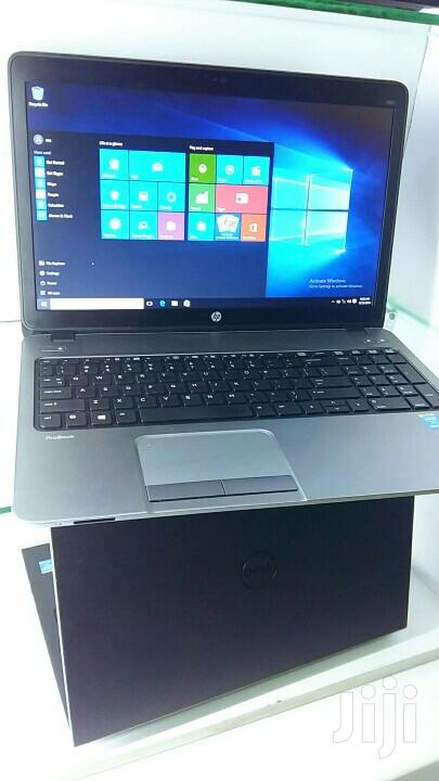 Archive: New Laptop HP ProBook 450 G1 4GB Intel Core i3 HDD 500GB