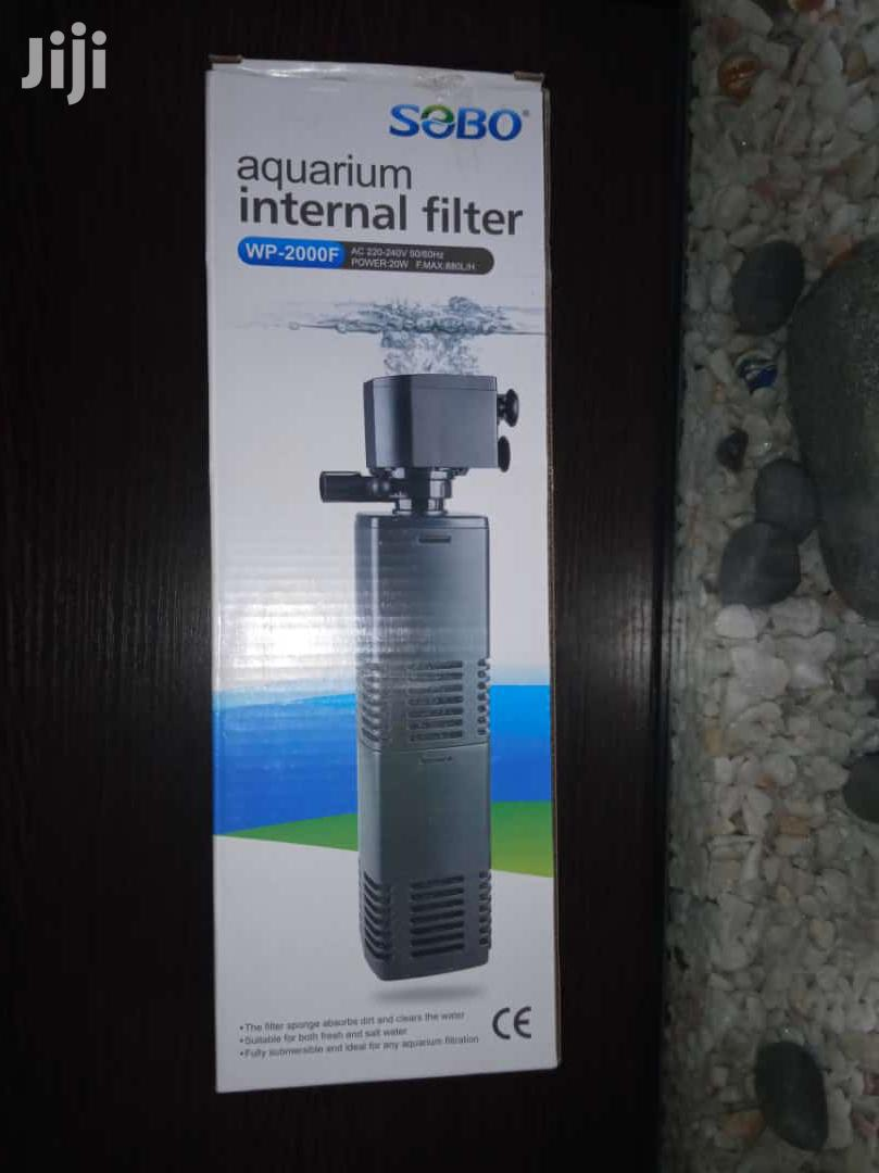 Internal Filter Pumps And Air Pump | Fish for sale in Kampala, Central Region, Uganda