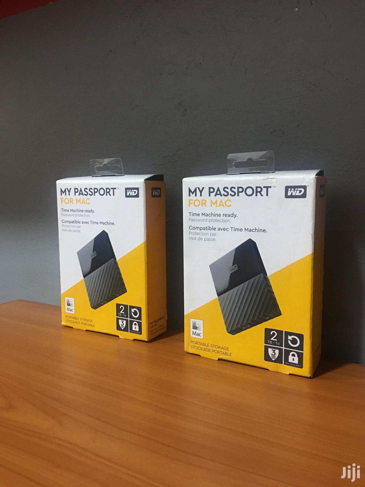 Archive: My Passport 2TB External Hard Drives