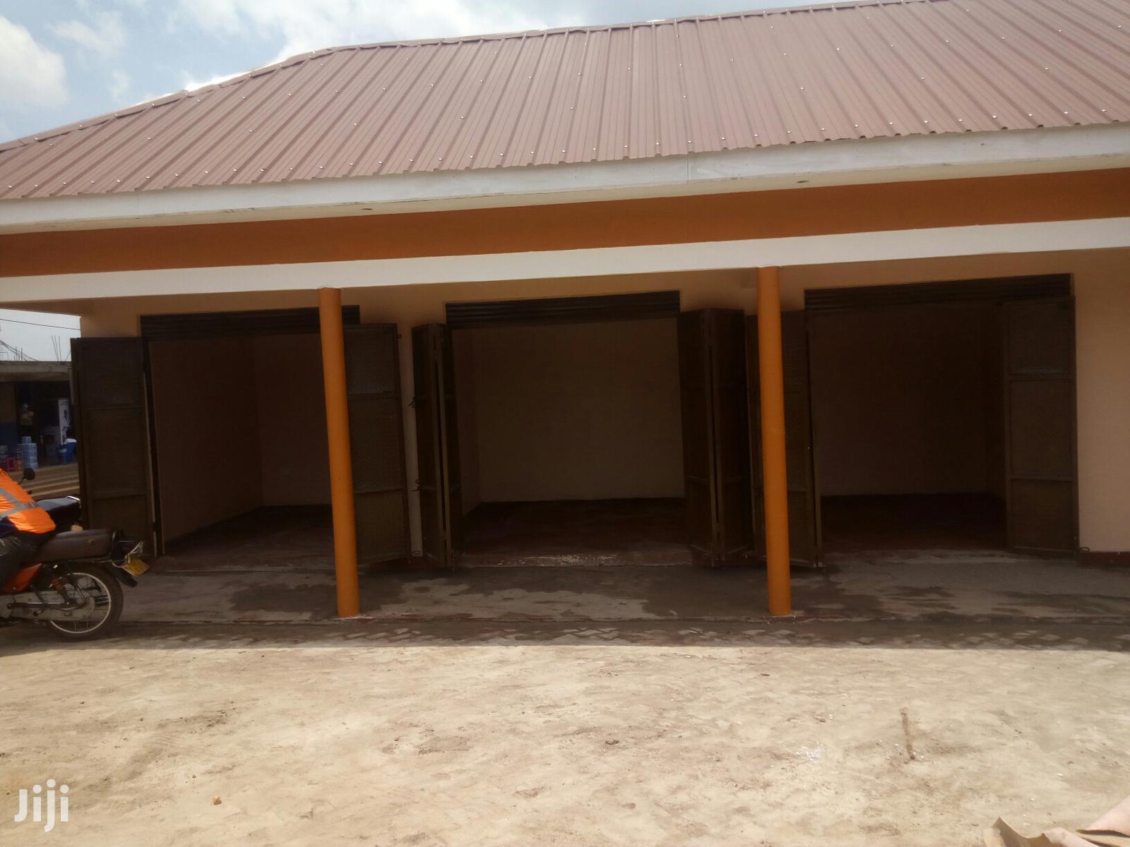 Brand New Shops for Rent in Kireka.   Commercial Property For Rent for sale in Kampala, Central Region, Uganda
