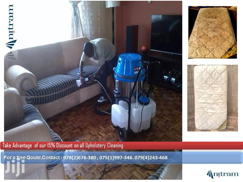 Cleaning,DISINFECTION,STERILISATION,And Fumigation Services.