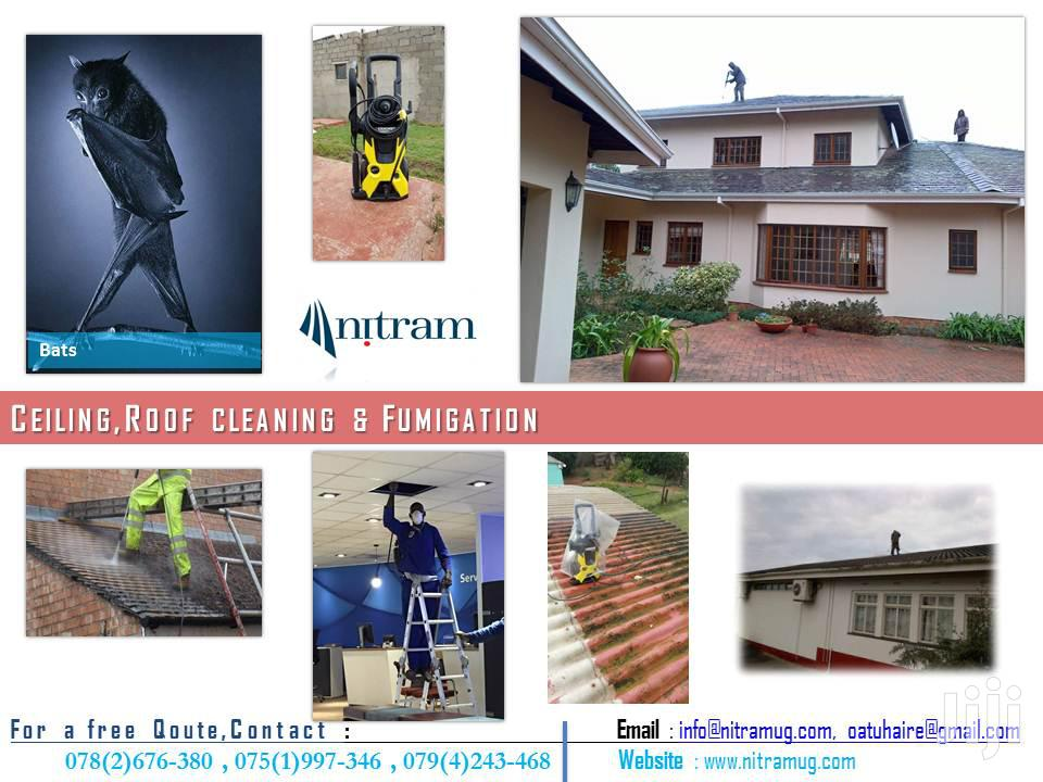 Cleaning,DISINFECTION,STERILISATION,And Fumigation Services. | Cleaning Services for sale in Kampala, Central Region, Uganda