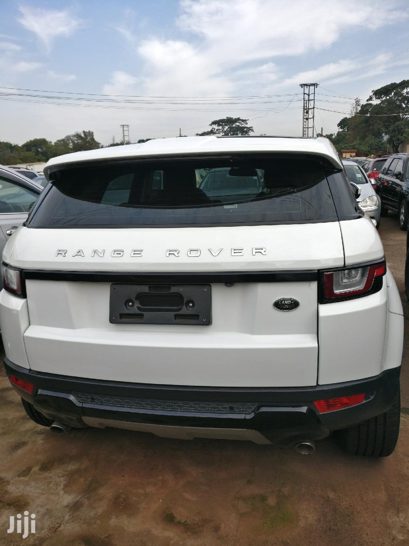 Land Rover Range Rover Evoque 2016 White | Cars for sale in Kampala, Central Region, Uganda