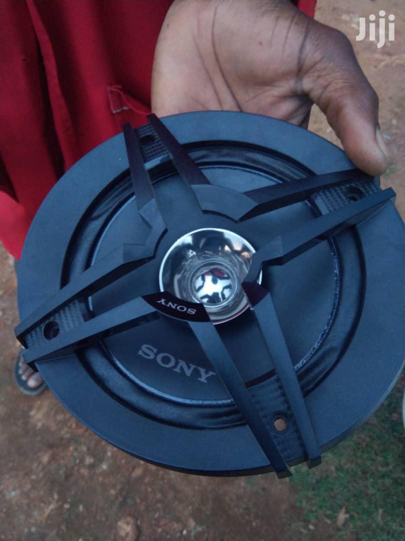 Original Car Sony Speakers