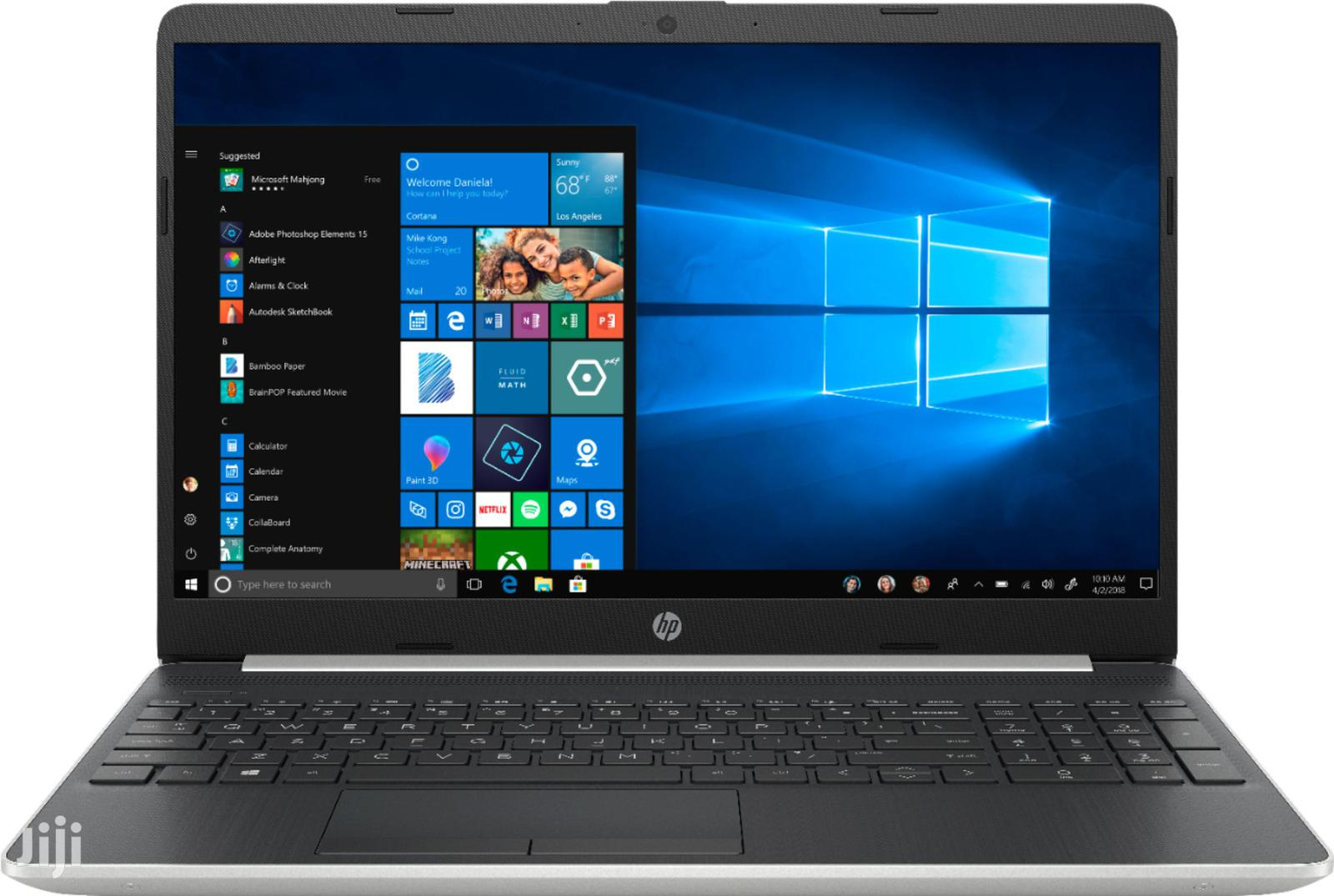 New Laptop HP 15-Ra003nia 4GB Intel Core I3 HDD 1T | Laptops & Computers for sale in Kampala, Central Region, Uganda