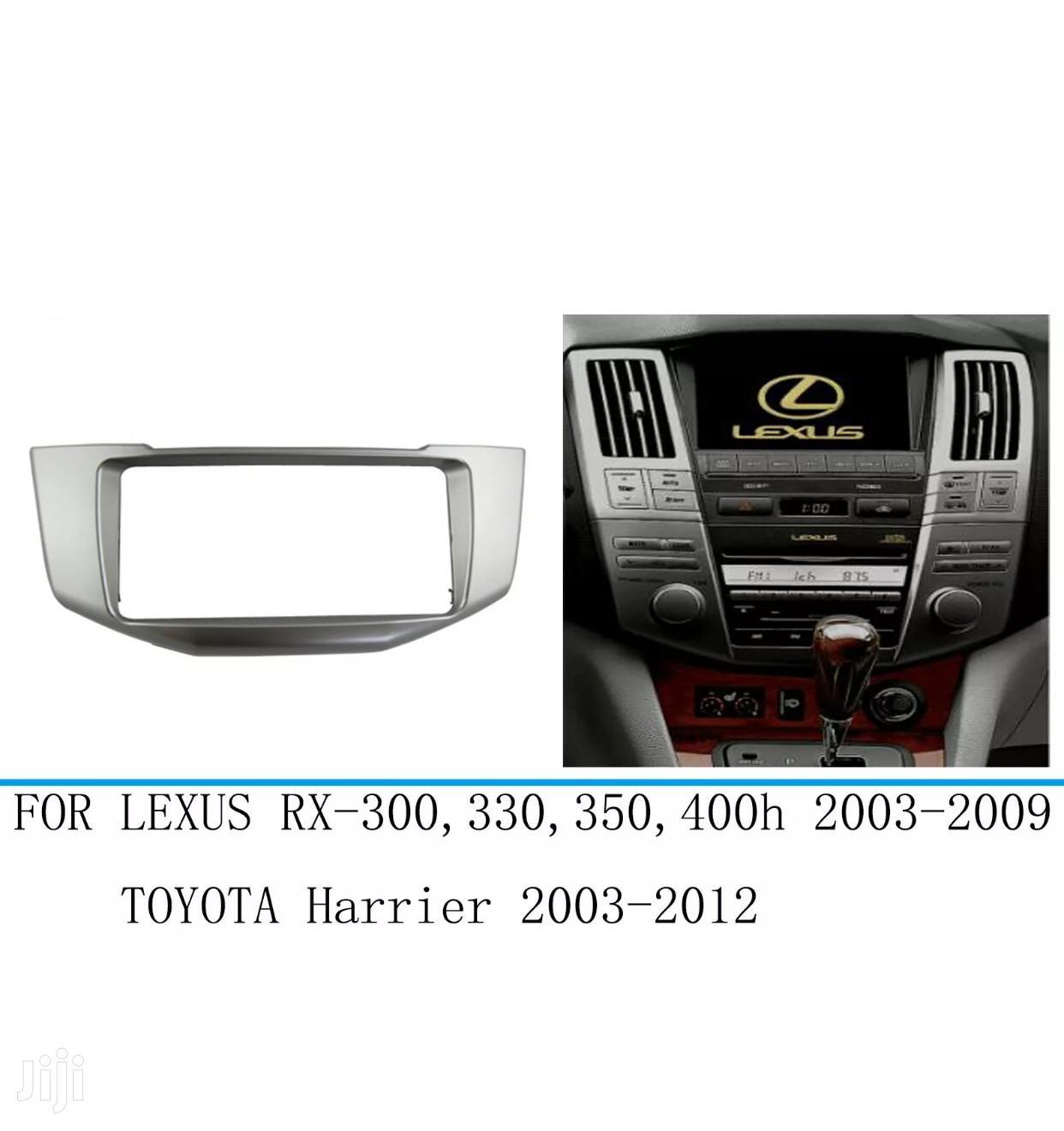Toyota Harrier Stereo Radio Fascia Dash Box