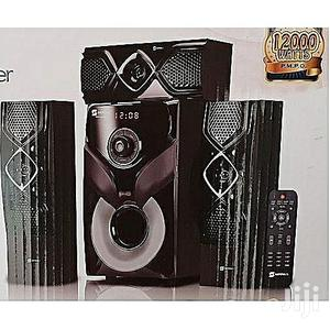 Sayona SHT-1218BT Bluetooth -3.1 CH Speaker Woofer - 12000W   Audio & Music Equipment for sale in Central Region, Kampala