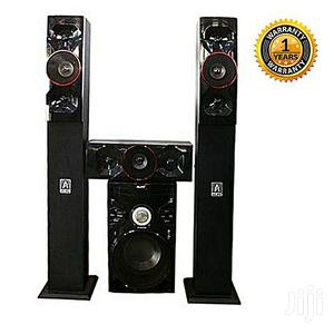 Globalstar Three Speakers Woofer Bluetooth Home Theater   Audio & Music Equipment for sale in Central Region, Kampala