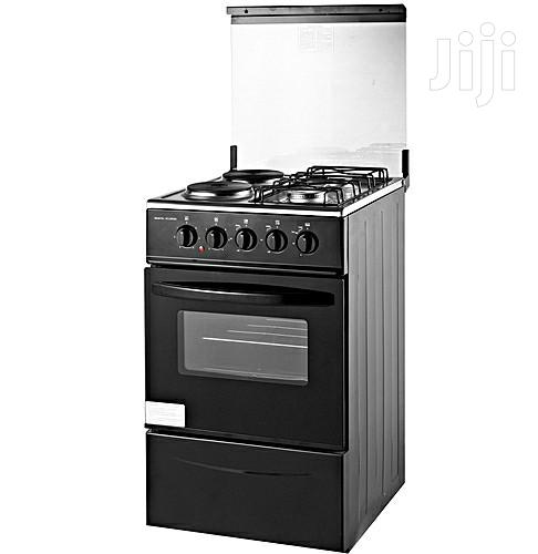 Globalstar 2gas + 2 Electric Rotisserie Ignition Oven 50x61cm