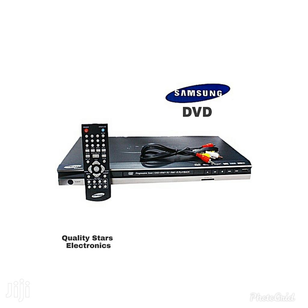 Samsung DVD Player DVD-268 With USB & SD Card Port